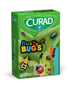 CURAD Busy Bugs Bandages