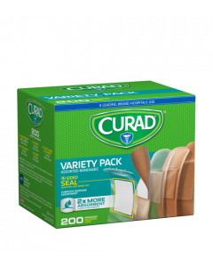 CURAD Adhesive Bandages - Value Pack