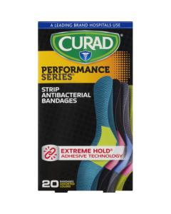 CURAD Antibacterial Adhesive Bandages
