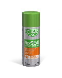 CURAD FlexSEAL Spray Bandage 1.35oz 1Ct CUR76124RBH by Medline