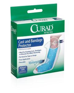 CURAD Cast Protector Adult Leg 6Ct