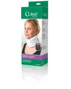 CURAD Universal Cervical Collar Plus 6 Extension 1Ct