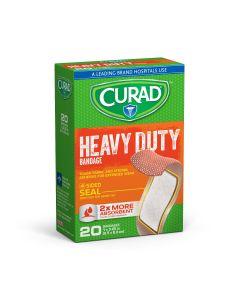 CURAD Extra-Long Heavy Duty Bandage 1x3.25 20Ct
