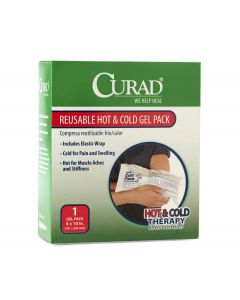 CURAD Reusable Hot & Cold Gel Packs