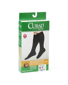CURAD Knee-High Medical Compression Hosiery - Shop All PF70936 by Medline