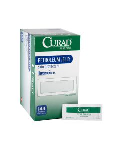 CURAD Petroleum Jelly 5g Packet 864Ct
