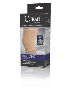 CURAD Performance Series Elastic Pull-Over Knee Support