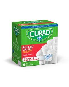 CURAD Prosorb Rolled Gauze 3x2.5 120Ct