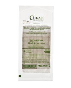 CURAD Sterile Oil Emulsion Nonadherent Gauze Dressing