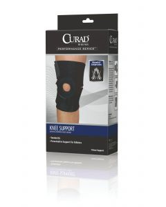 CURAD Performance Series Universal Wrap-Around Knee Support