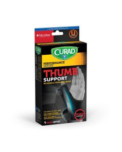 CURAD Performance Series Universal Thumb Brace - All PF50998 by Medline