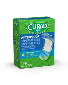 CURAD Waterproof Bandages