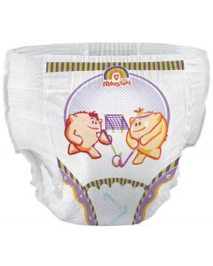 Medline DryTime Disposable Potty Training Pants, Size 4T-5T
