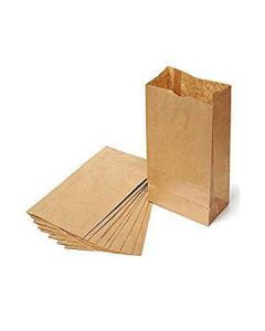 Recycled Kraft Paper Grocery Bag 500Ct
