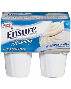 Ensure Pudding Cups, 4oz