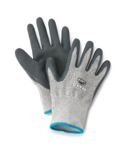 13 Gauge EQPT Cut Level A4 Nitrile Dip Industrial Gloves, Size M, One Pair