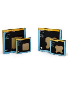Exuderm Satin Hydrocolloid Wound Dressings
