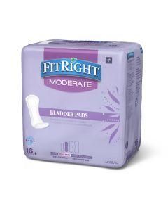 Medline FitRight Bladder Control Pads