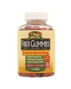 Garden Greens Probiotic Fiber Gummies