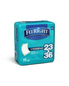 Medline FitRight Underpads - Shop All PF180267 by Medline