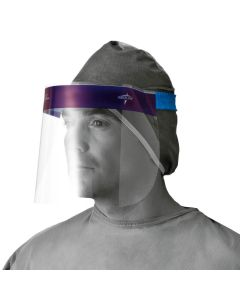 Medline Disposable Face Shields with Foam Top - Shop All