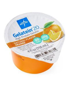 Gelatein®20 Sugar-Free High Protein Gelatin, 4oz