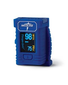 High-Impact Finger Pulse Oximeter