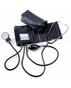 Medline Home Blood Pressure Kit Attached Stethoscope 1Ct