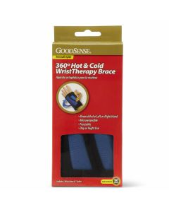 360° Hot Cold Therapy Brace Wrist 1Ct OTC006995 by Medline