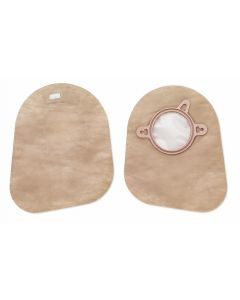 New Image Closed Mini Pouch with Filter Beige 2 1/4in, 60Ct