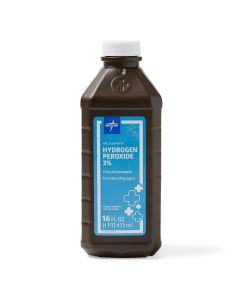 3% Hydrogen Peroxide - Shop All PF113660 by Medline