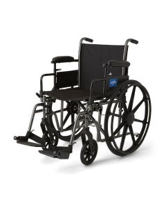 K3 Plus Wheelchair With Swing-Away Footrests