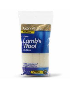 GoodSense Lamb's Wool Toe Padding