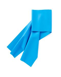 Medline Blue Latex Exercise Band Heavy Resistance 1Ct