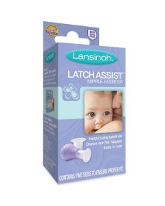 Lansinoh Latch Assist Nipple Everter Latching Aid