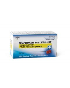 Pain Reliever / Fever Reducer Ibuprofen 200mg
