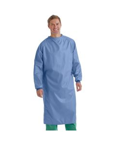 Blockade 2-Ply Surgeon Gown, Misty Green, Size XL, Pack of 12
