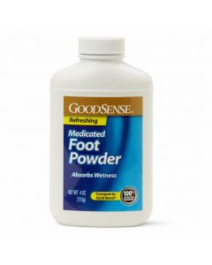 GoodSense Medicated Foot Powder