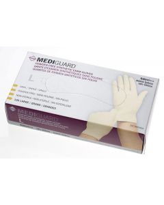 MediGuard Synthetic Exam Gloves, Size L