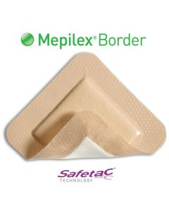 Mepilex Border Self-Adh Foam Dressings by Molnlycke