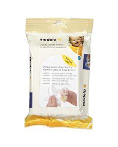 Medela Quick Clean Breastpump & Accessory Wipes