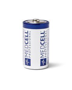 MedCell Alkaline 1.5V, D Batteries