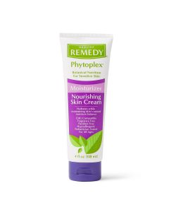 Remedy Phytoplex Nourishing Skin Care Moisturize Cream, Unscented, 4 oz. Tube, Case of 12