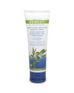 Remedy Olivamine Dimethicone Skin Care Guard Protectant, Unscented, 4oz, Case of 12