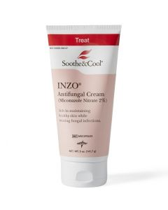 Medline Soothe & Cool Inzo Antifungal Cream 5oz 1Ct