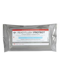 Medline ReadyFlush Biodegradable Flushable Wipe-Shop All PF66415 by ReadyFlush