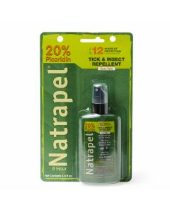 Natrapel DEET-Free Insect Repellent 3.4oz Spray 1Ct OTC068712 by Medline