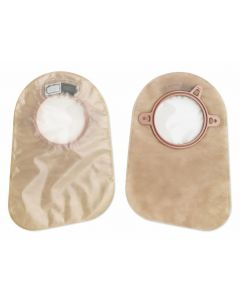 "New Image Two-Piece Closed Pouch, 2.75"" Flange"