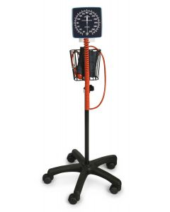 Medline Mobile Aneroid Blood Pressure Monitor 1Ct