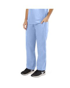 Disposable Scrub Pants with Drawstring Waist, Size XL